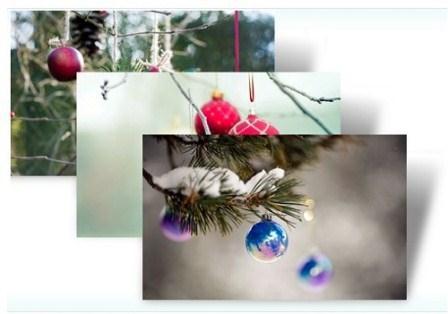 Новогодние темы для windows 7