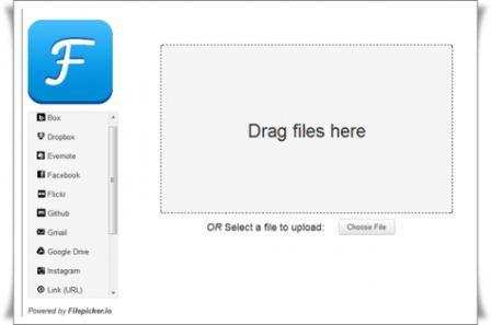 Fetchnotes загрузка файлов