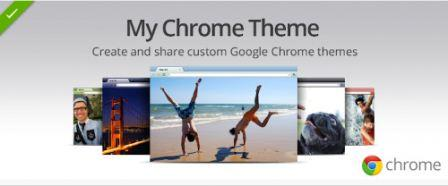 My Chrome Creator