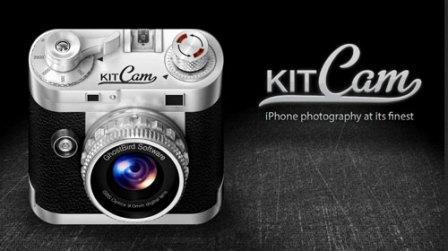 KitCam -лучшее iOs приложение для любителей фотографировать на iPhone