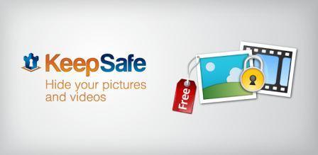 KeepSafe или как скрыть папку на android