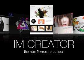 IM Creator или как быстро сделать сайт