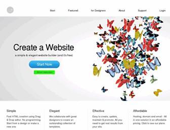 IM Creator - быстрое и бесплатное создание сайта