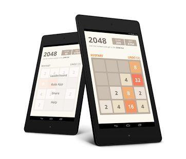 2048 умная игра для андроид