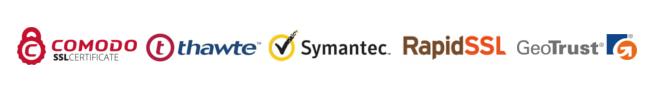 Виды SSL сертификатов